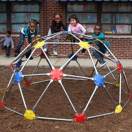Jr. Geo Dome Playground Kit