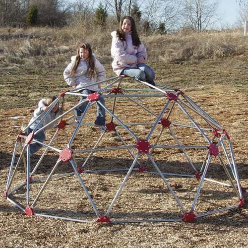 Jr. Geo Dome Playground System