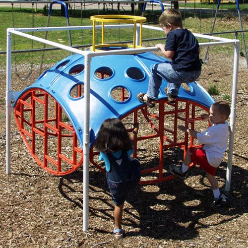 Jr. Squirrel House Playground