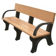 Landmark Park Bench