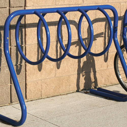Loop Style Bike Rack