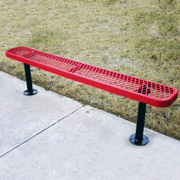 L Series Bench without Back