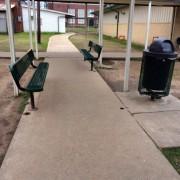 L Series Bench