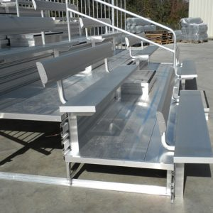 luxury bleachers