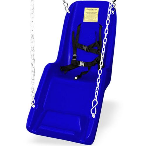 Molded Swing Seat