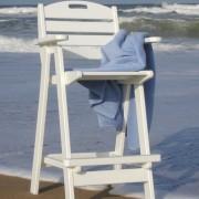POLYWOOD® Nautical Bar Chair
