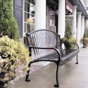 Northgate Aluminum Leg Bench