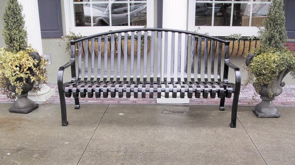 Northgate Aluminum Leg Bench