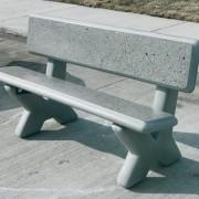 PB-X Series Concrete Bench
