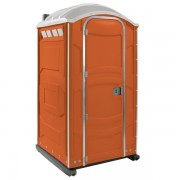 pjn3 portable toilet orange
