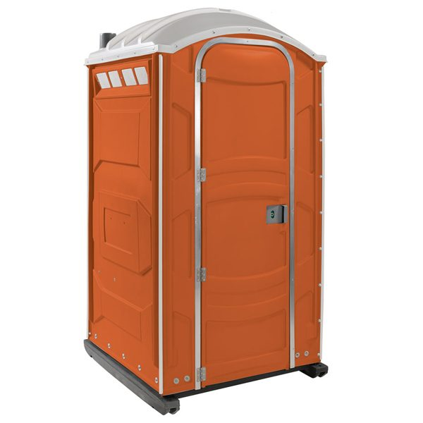 pjn3 portable toilet orange