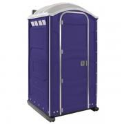 pjn3 portable toilet purple