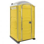 pjn3 portable toilet yellow