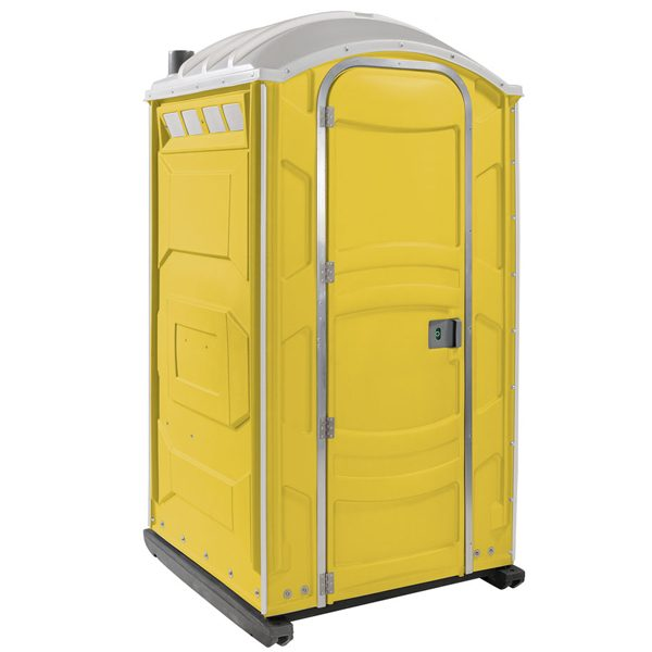 pjn3 portable toilet yellow