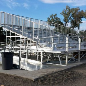 Premier Picket Series Bleachers
