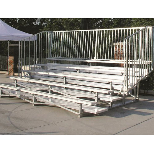 Premier Picket Series Bleachers 4 Rows