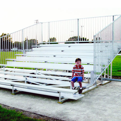 Premier Picket Series Bleachers Sytem