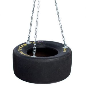 Racing Tire Swing Seat