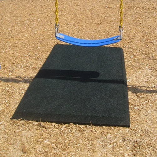 Rectangular Terra Playground Swing Pad
