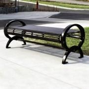 Classique Rodman Backless Bench
