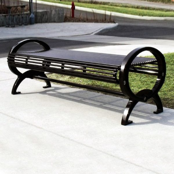 Classique Rodman Backless Bench