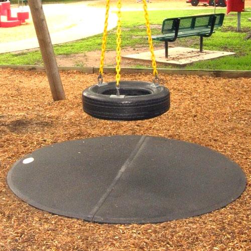 Round Terra Swing Pad