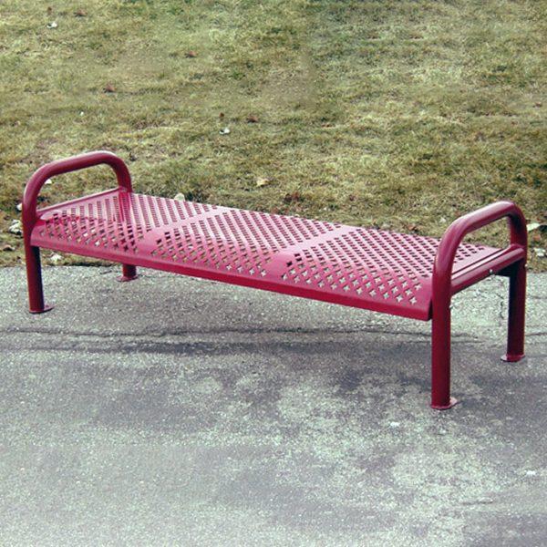 Royale Backless Bench