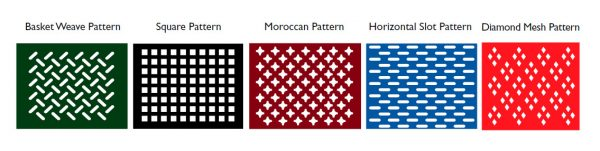 Perforation Pattern