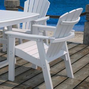 POLYWOOD® Seashell Dining Chair