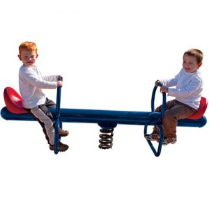 Spring See Saw Playground Rider