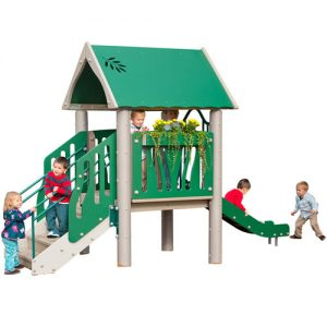 Tot Town Playground Structures