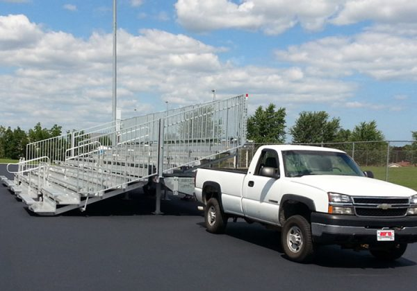 Towable Bleachers