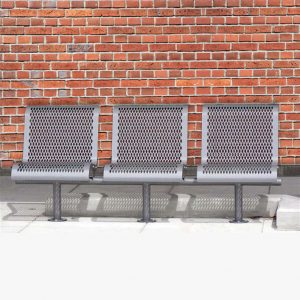 Transit Straight Bench
