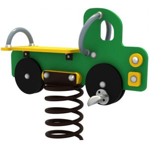 Truck Bouncer Spring Rider Kit