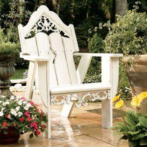 Veranda Pine Adirondack Chair