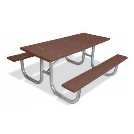 Extra Heavy Duty Recycled Plastic Table