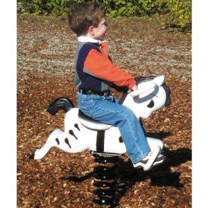 Zebra Spring Rider