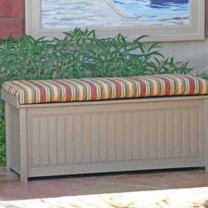 Brisbane Deck Box with Cushion