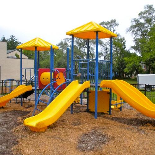 Megan Modular Playground System