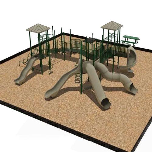 Thomas Modular Playground System