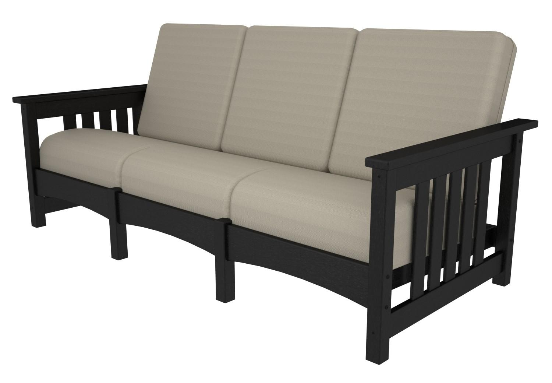 POLYWOOD® Club Mission Sofa