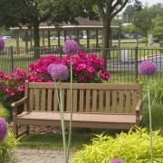 POLYWOOD® Rockford 72″ Bench