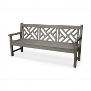 Rockford 72″ Chippendale Bench