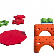 Snug Play Elementary Loos Parts Play System