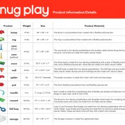 Snug Play Product Information