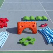 Snug Play Primary Loose Parts Play System