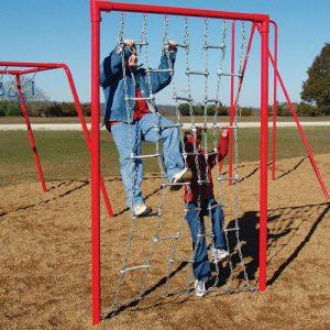 Boarding Net Playground