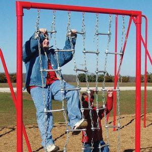Boarding Net Playground Kit