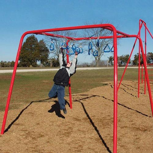 Chain Ring Ladder Playground