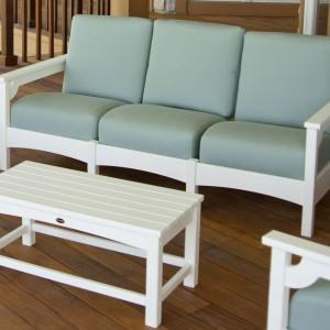 POLYWOOD® Club Sofa